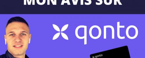 Code Promo QONTO + Mon avis sur le compte SOLO